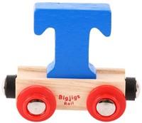 BigJigs Rail Name Letter T, BIGJIGS, LETTERTREIN T