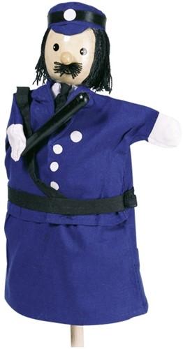 Goki Hand puppet Policeman