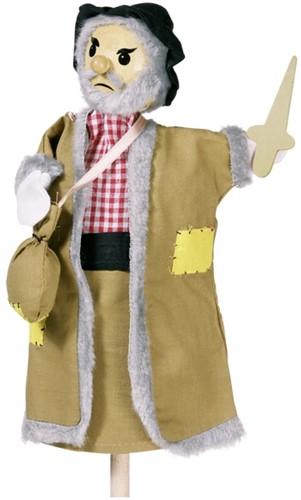 Goki Hand puppet Robber