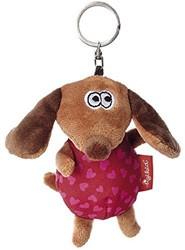 Sigikid  kleinspeelgoed Sleutelhanger Hond 41157