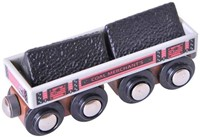 BigJigs Big Coal Wagon (4)