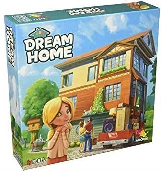 Asmodee Dream Home - EN