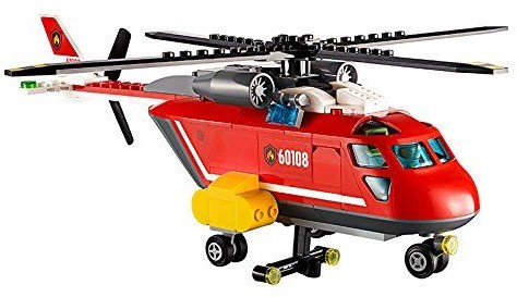LEGO City Brandweer Inzetgroep 60108-2