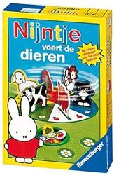 Ravensburger  kinderspel Nijntje voert de dieren