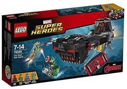 Lego  Super Heroes set Iron Skull duikbootaanval 76048