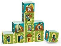 Djeco stapelblokken kastelen