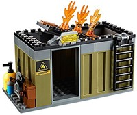 LEGO City Brandweer Inzetgroep 60108-3