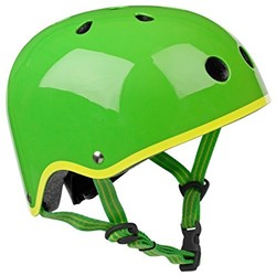 Micro  loopfiets accesoires Helm - Groen S