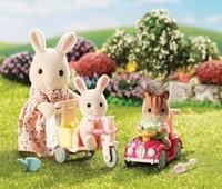 Sylvanian Families  speel figuren Baby rijspeelgoed - 3567-2