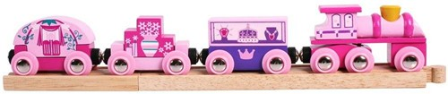 BigJigs Princess Train-1
