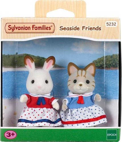 Sylvanian Families Vrienden Aan Zee 5232-2