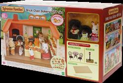 Sylvanian Families Brick Oven Bakery Gift Set 5244