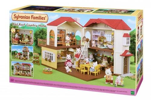 Sylvanian Families Het Grote Landhuis 5302