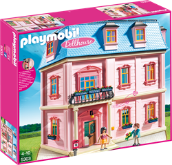 Playmobil Dollhouse - Herenhuis  5303