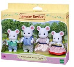 Sylvanian Families Familie Marshmellow Muis 5308