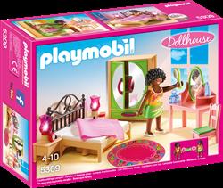Playmobil Dollhouse - Slaapkamer met kaptafel  5309