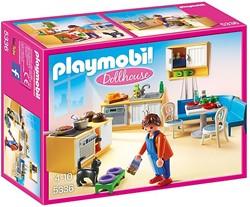 Playmobil  Dollhouse poppenhuis accessoires Keuken Met Zithoek 5336