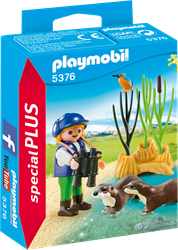 Playmobil  Special Plus Otter spotter 5376