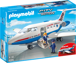 Playmobil  Action Chartervliegtuig 5395