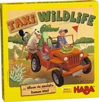 Haba  kinderspel Taxi wildlife 7193