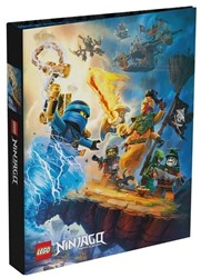 LEGO Ninjago Ringband map Luchtpiraten
