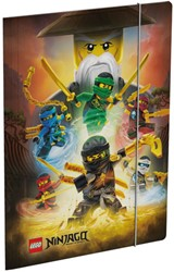 LEGO NINJAGO Master Wu Elastomap folio