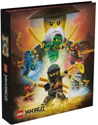 LEGO NINJAGO Master Wu Ordner 6cm