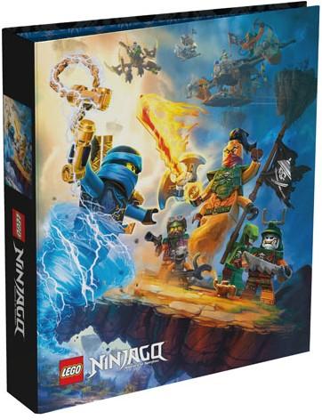 LEGO NINJAGO Lightning Battle Ordner 6cm