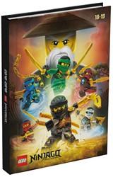 LEGO NINJAGO Master Wu Agenda 2018-2019, 11-talig