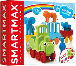Smartmax constructie speelgoed My First Animal Train
