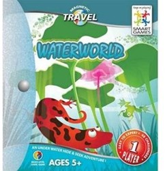 Smart Games  puzzelspel Travel Waterworld