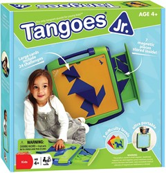 SmartGames - Spellen - Tangoes junior