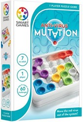 Smart Games  puzzelspel Anti-Virus Mutation