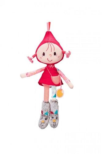 Lilliputiens Roodkapje Mini-Pop