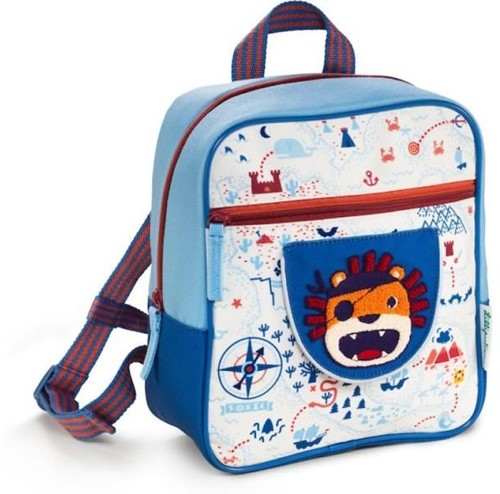Lilliputiens Jack the pirate backpack