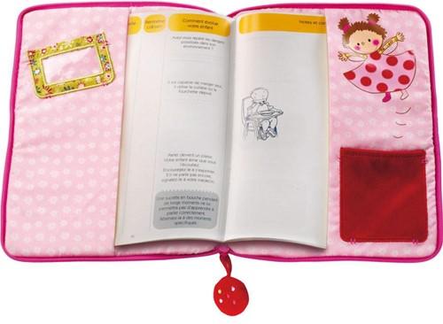Lilliputiens Liz Gezondheidsboek Hoesje-2