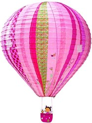 Lilliputiens Liz luchtballon papieren lantaarn