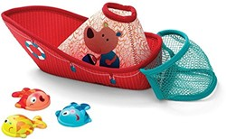 Lilliputiens Badspeelgoed Vissersboot