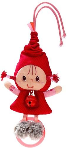 Lilliputiens Roodkapje Rammelaar Met Belletje
