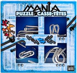 Planet Happy puzzelspel Puzzle Mania Casse-têtes Blue