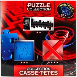 Planet Happy Puzzelspel Intelligent Puzzles collection