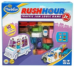 Thinkfun - spellen - Rush Hour Junior