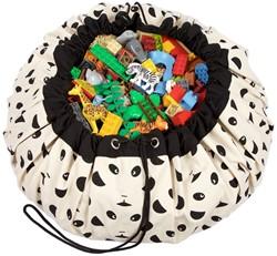 Play&Go - speelgoed opbergzak - Panda