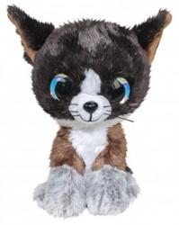 Lumo Stars Knuffeldier Lumo Cat Forest - Classic - 15cm
