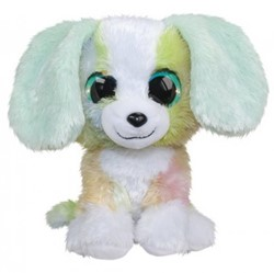 Lumo Stars Knuffeldier Lumo Dog Spotty - Classic - 15cm