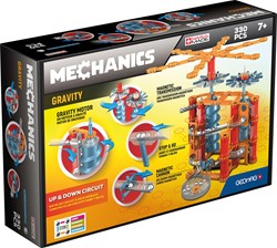 Geomag Grafity Up & Down Circuit - 330 delig