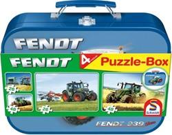 Schmidt  legpuzzel Fendt - 48 stukjes