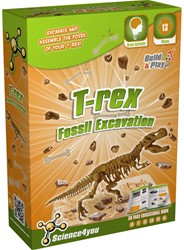 Science4You wetenschapsdoos - T-Rex Fossil Excavation
