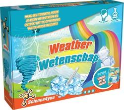 Sceince4you wetenschapsdoos Weather Wetenschap
