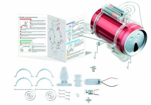 4M  Green Science wetenschapsdoos Robot insect